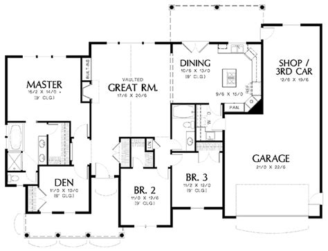 nice house floor plans nice floor plan house plans exteriors pinterest