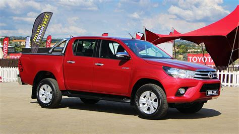 Is A Toyota Hilux A Commercial Vehicle Toyota Hilux Launches In South Africa Auto Trader South