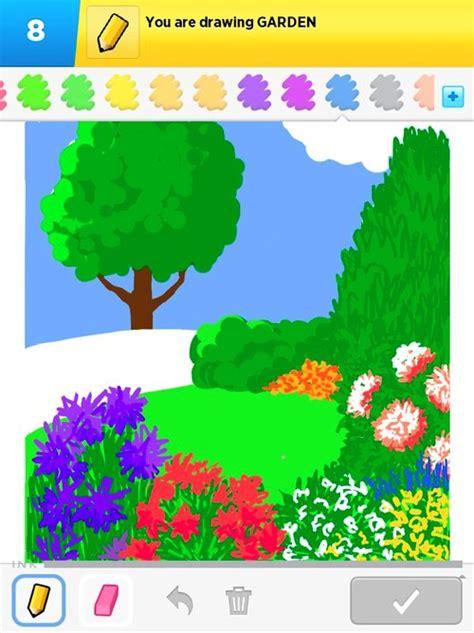 garden drawings   draw  drawings
