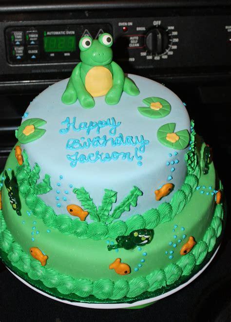 frog cakes decoration ideas  birthday cakes
