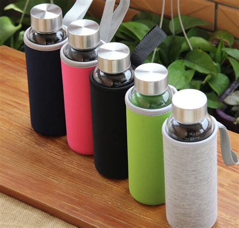 Mhkn139memobottle Notebook Water Bottle Botol Air Minum Kotak Tipis botol minum kaca transparan 550ml black jakartanotebook