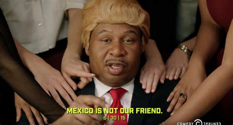 everybody loves trump a donald trump song youtube the daily show proves donald trump is really a rapper in
