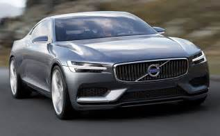 Future Volvo Cars Volvo Unveils New Concept Coupe At Frankfurt Motor Show
