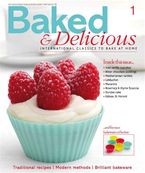 magazine layout now this is delicious fantabulous baked and delicious magazine i don t think so