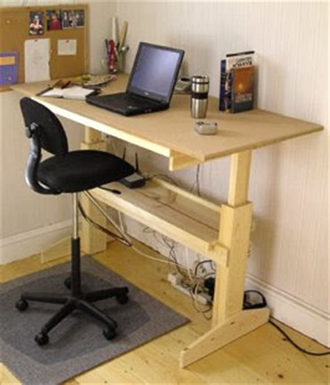 office desk woodworking plans office desk free woodworking project plans