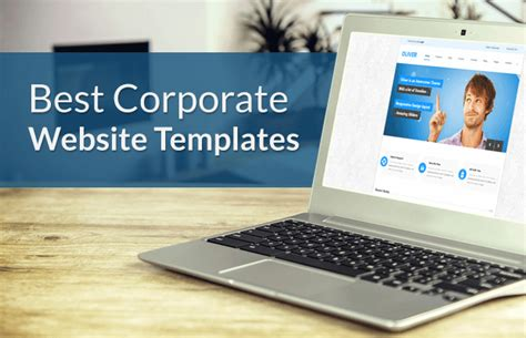 best free website templates for business 3 best responsive corporate website templates for your