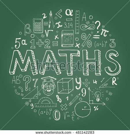 math doodle ideas math stock images royalty free images vectors