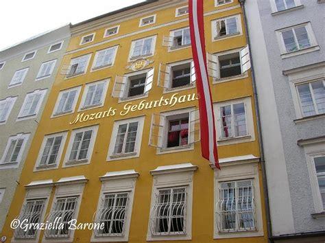 casa di mozart salisburgo salisburgo la casa di mozart