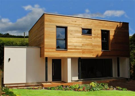 flat pack homes sole house bradninch martin riba chartered architect
