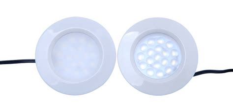 Spotlight Small Cob 3w Rd Silver Ww 12v led cabinet downlights everdayentropy
