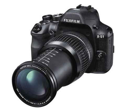 tutorial fotografi kamera dslr fujifilm x s1 bridge camera announced