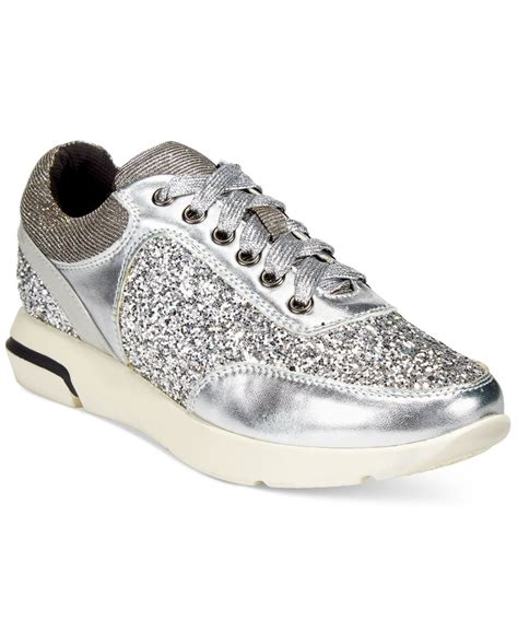 wanted sneakers wanted vintage jogger sneakers in metallic lyst