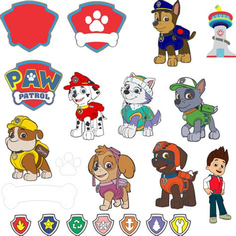 Free Kitchen Embroidery Designs by Paw Patrol Svg For Cricut Explorer