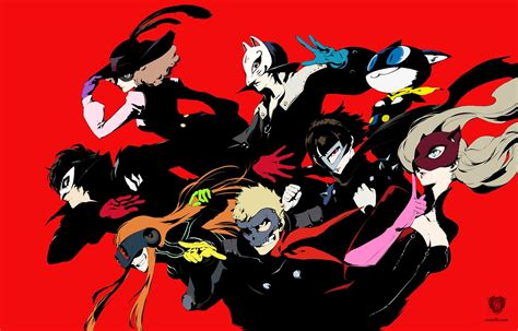phantom theif calling card template artwork phantom thieves persona 5 atlus