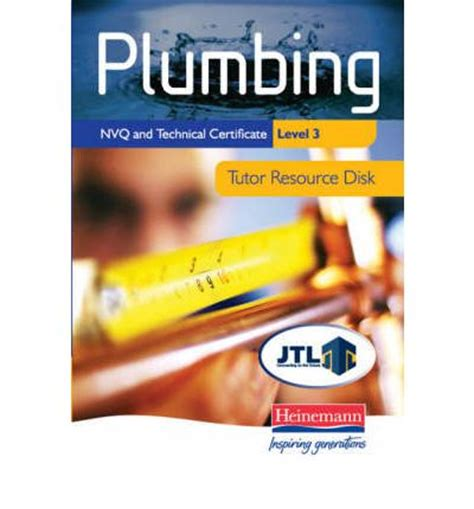 Plumbing Nvq Level 2 Book by Plumbing Nvq And Technical Certificate Level 3 Tutor