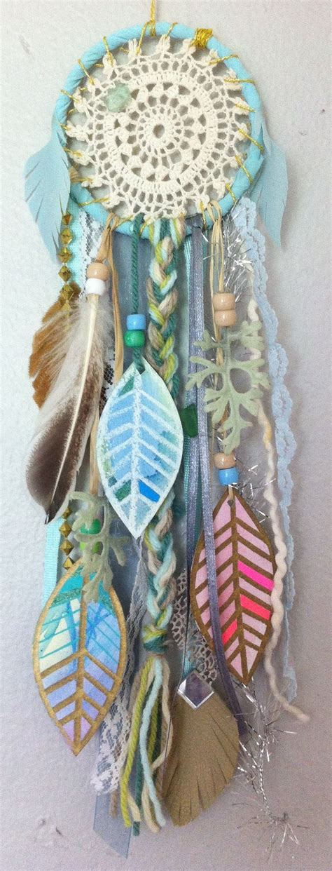 dreamcatcher feathers mini dreamcatcher by rachael rice with watercolor feathers