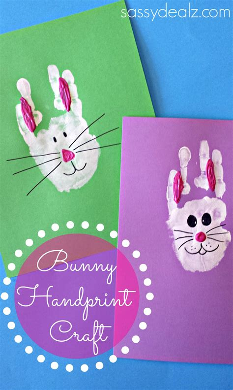 crafty cards to make easy bunny crafts for crafty morning