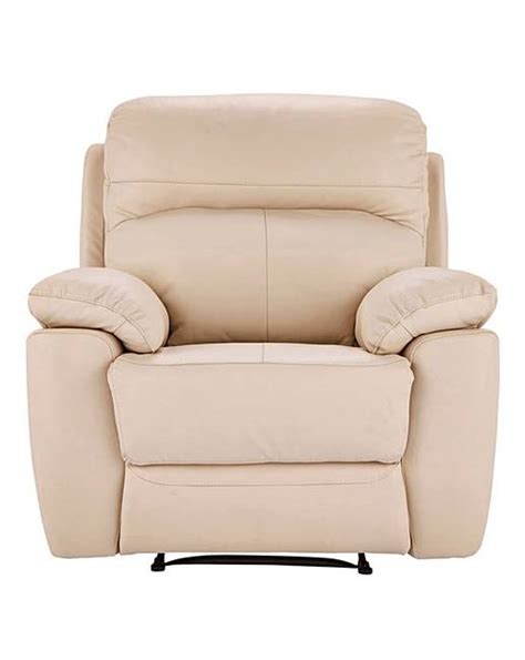 sofas jd williams roma leather recliner chair j d williams