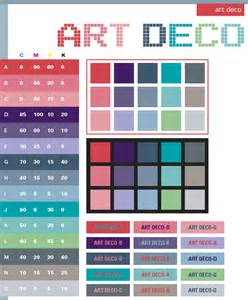 design color schemes art deco color schemes color combinations color palettes