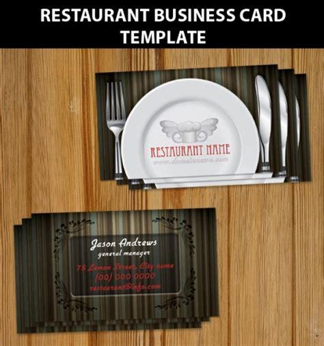 restaurant business card template 20 fabulous restaurant business card designs pixelpetal
