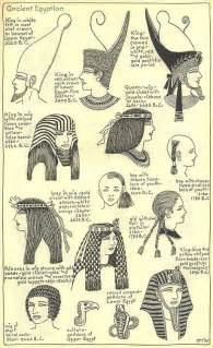 information on egyptain hairstlyes for and egyptian headdress google search ancient egypt