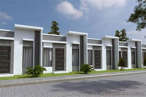 House Design And Estimate Cost Philippines Low Cost House Socialized Housing Balamban Cebu For