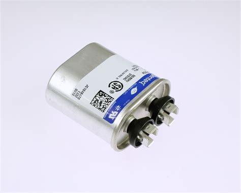 genteq motor run capacitor 97f5704bx genteq capacitor 4uf 370v application motor run 2020059859