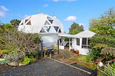 Dome Shaped House by Dome Home A Uniquely Shaped House Put Together Like A