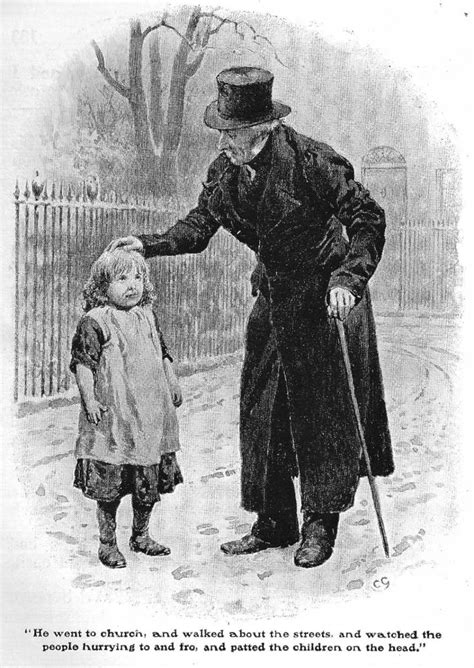 charles dickens biography victorian web illustrations of dickens s a christmas carol by charles