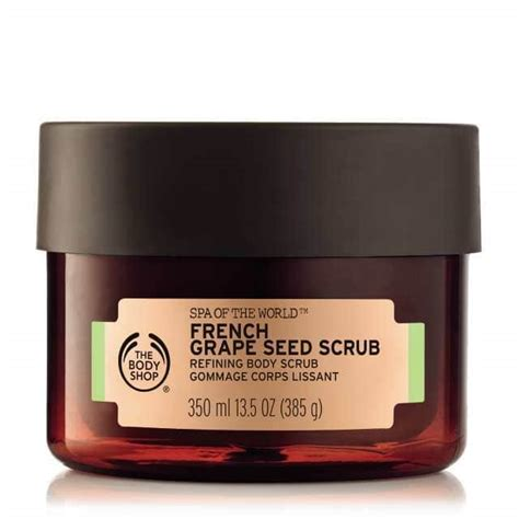 Appellation Spa Grape Seed Soak by Spa Of The World Grape Seed Scrub
