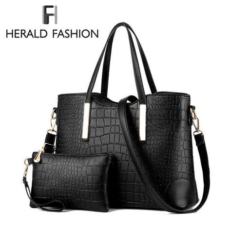 Shoulder Bag Serut 2 2 sets crocodile messenger bag handbags composite