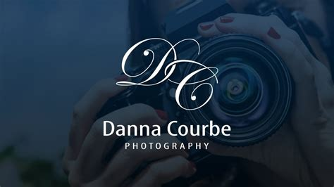 signature photography logo  illustrator cc