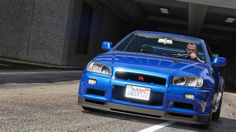 blue nissan skyline fast and furious 100 blue nissan skyline fast and furious nissan