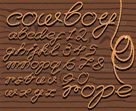 rope pattern font font rope fonts symbols and lettering styles