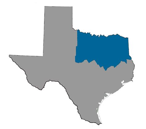 map of northeast texas pin northeast texas on