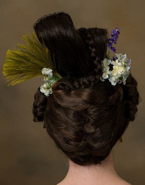 hairstyles from 1830s biedermeier allisonlowery 1820 1850 accessories