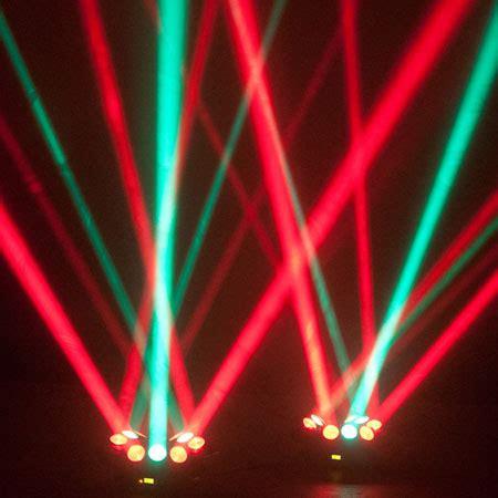 Kaos America Angle adj kaos dj parcans dj led lights 123dj