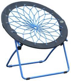 bungo chair bunjo bungee chair blue shop your way shopping