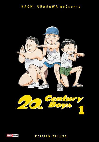 20th century boys 1 chronique 20th century boys deluxe tome 1 de naoki urasawa pouvoir des mots