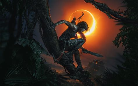lara croft shadow   tomb raider wallpapers hd