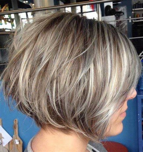 best short stacked bob short hairstyles 2016 2017