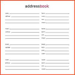 bookshop template address book templates free address books jpeg