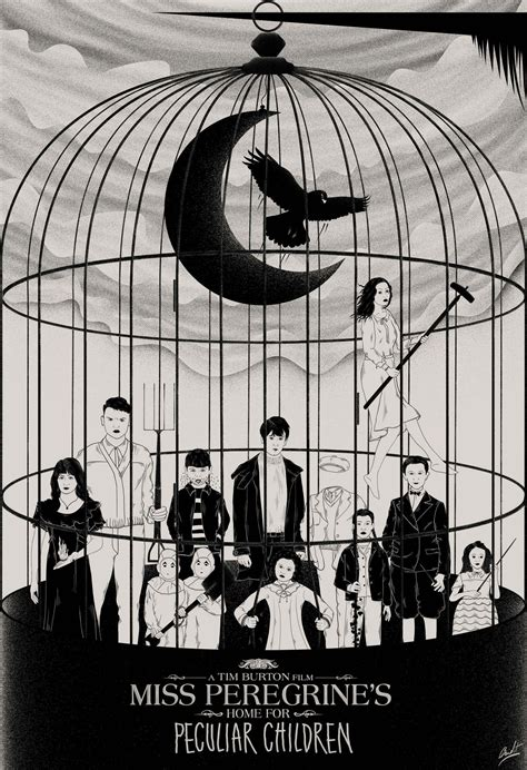 leer libro design of the 20th century 25 en linea para descargar a commission of 3 posters for tim burton s new 20th century fox miss peregrine s home for