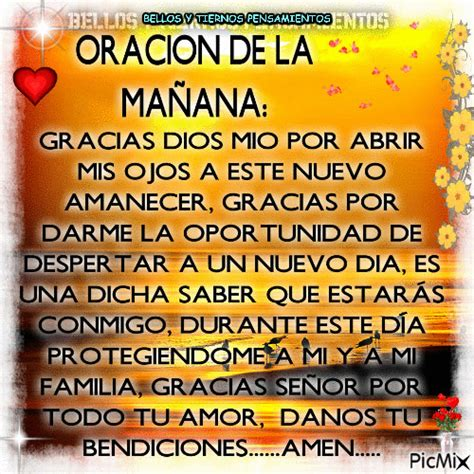 oracion de la manana oracion de la manana related keywords oracion de la