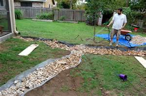 Backyard Dry River Bed City Plan Part 1 Dry Creek Bed