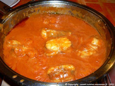 lotte a l armoricaine recette cuisine lotte 224 l armoricaine all 233 g 233 e une cuisine pour voozenoo