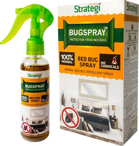 is there a spray for bed bugs herbal strategi bed bug spray buy baby care products in