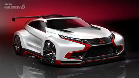 mitsubishi evo concept will the mitsubishi evo be replaced by a hybrid suv
