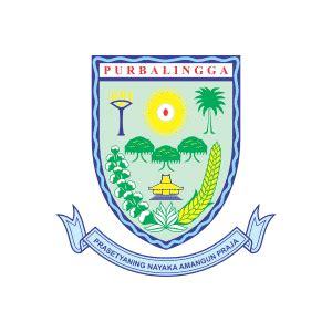 logo kabupaten purbalingga vector kampung designer