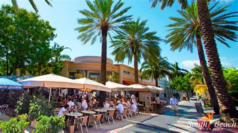 lincoln rd miami restaurants top sidewalk cafes in south and miami